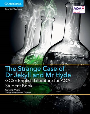 GCSE English Literature for AQA The Strange Case of Dr Jekyll and Mr Hyde Student Book - pr_16459
