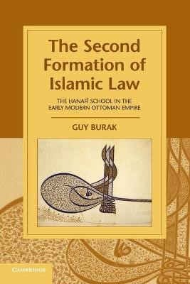 The Second Formation of Islamic Law - pr_37183