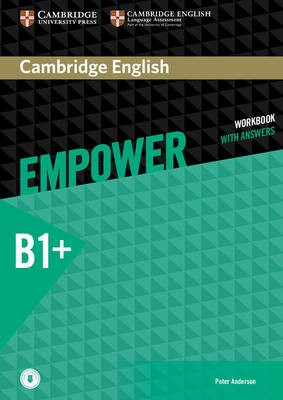 Cambridge English Empower Intermediate Workbook with Answers with Downloadable Audio - pr_30182