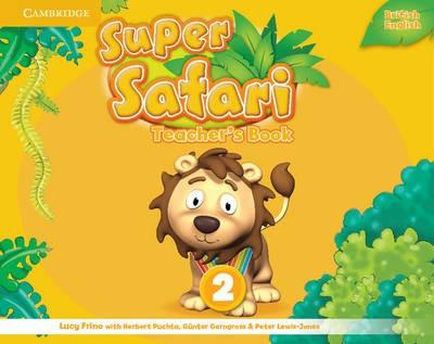 Super Safari Level 2 Teacher's Book - pr_218344