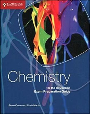 Chemistry for the IB Diploma Exam Preparation Guide - pr_253366