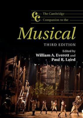 The Cambridge Companion to the Musical - pr_30231