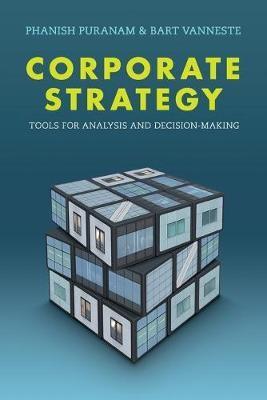 Corporate Strategy - pr_1705395