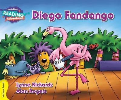 Diego Fandango Yellow Band -