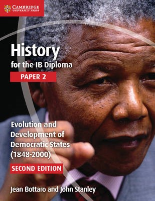 History for the IB Diploma Paper 2 Evolution and Development of Democratic States (1848-2000) - pr_32701