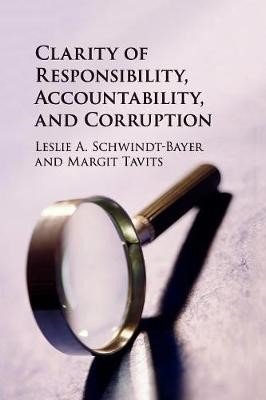 Clarity of Responsibility, Accountability, and Corruption - pr_246682