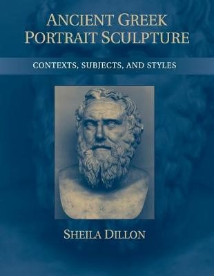 Ancient Greek Portrait Sculpture - pr_37348