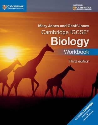 Cambridge IGCSE (R) Biology Workbook -