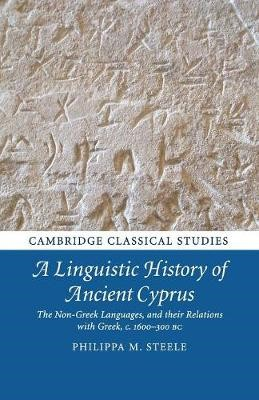 A Linguistic History of Ancient Cyprus - pr_31625