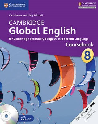 Cambridge Global English Stage 8 Coursebook with Audio CD - pr_237498