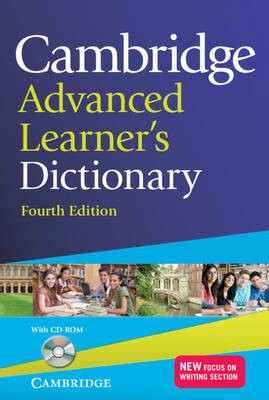 Cambridge Advanced Learner's Dictionary with CD-ROM -