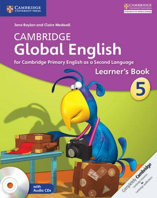 Cambridge Global English Stage 5 Learner's Book with Audio CD - pr_20446