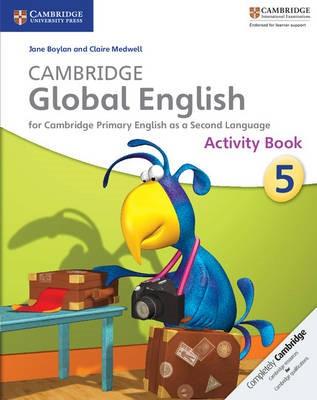 Cambridge Global English Stage 5 Activity Book -