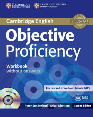 Objective Proficiency Workbook without Answers with Audio CD - pr_237033