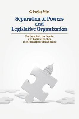 Separation of Powers and Legislative Organization - pr_31961