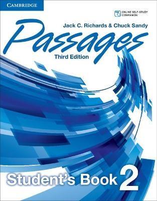 Passages Level 2 Student's Book - pr_386381