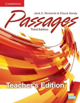 Passages Level 1 Teacher's Edition with Assessment Audio CD/CD-ROM -