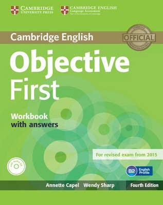 Objective First Workbook with Answers with Audio CD - pr_31317