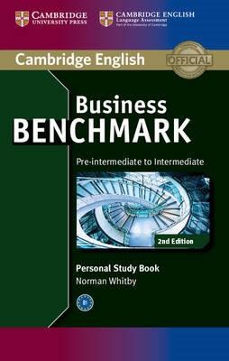 Business Benchmark Pre-intermediate to Intermediate BULATS and Business Preliminary Personal Study Book -
