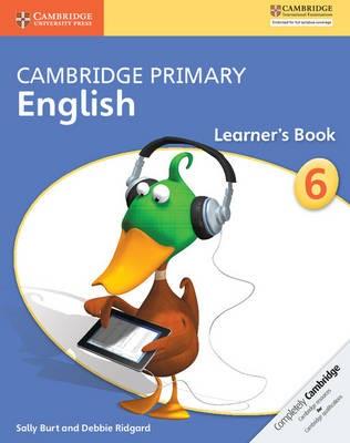 Cambridge Primary English Learner's Book Stage 6 - pr_209813