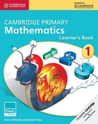 Cambridge Primary Mathematics Learner's Book 1 - pr_289132