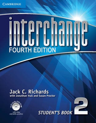 Interchange Level 2 Student's Book with Self-study DVD-ROM -