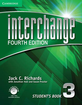 Interchange Level 3 Student's Book with Self-study DVD-ROM -