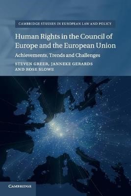 Human Rights in the Council of Europe and the European Union - pr_396333