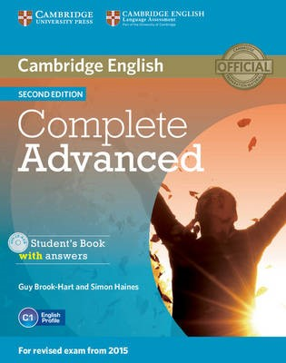 Complete Advanced Student's Book with Answers with CD-ROM - pr_20035