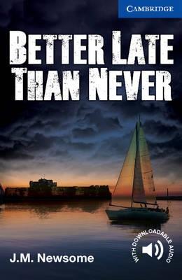 Better Late Than Never Level 5 Upper Intermediate - pr_210561