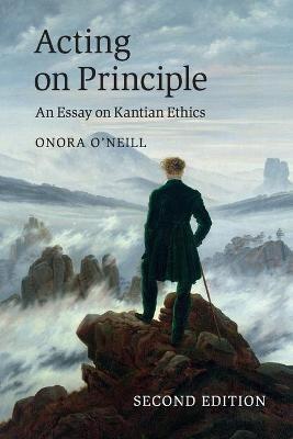 Acting on Principle -