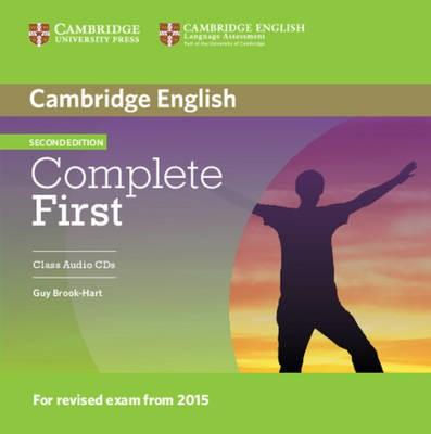 Complete First Class Audio CDs (2) - pr_209444