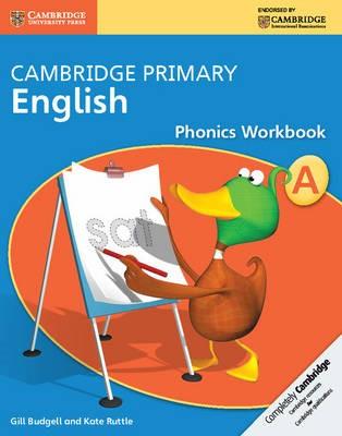 Cambridge Primary English Phonics Workbook A - pr_237371