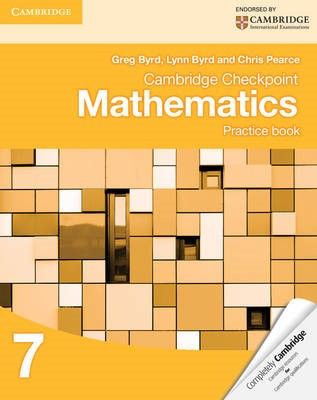Cambridge Checkpoint Mathematics Practice Book 7 - pr_25341