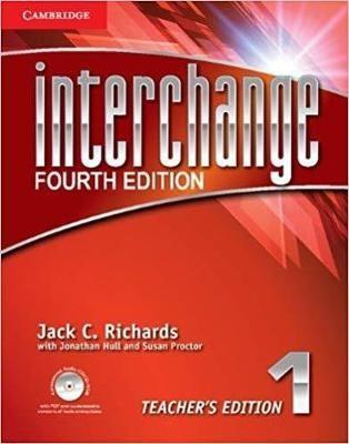 Interchange Level 1 Teacher's Edition with Assessment Audio CD/CD-ROM -