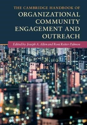 The Cambridge Handbook of Organizational Community Engagement and Outreach - pr_234401