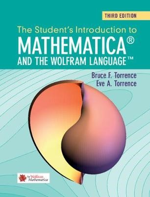 The Student's Introduction to Mathematica and the Wolfram Language - pr_241961