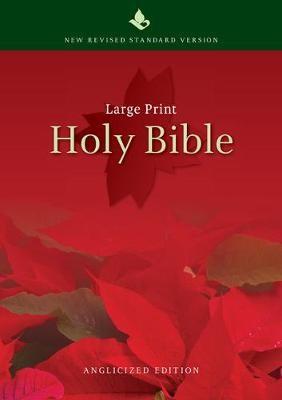 NRSV Large-Print Text Bible, NR690:T - pr_35634