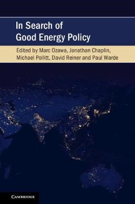 In Search of Good Energy Policy - pr_329722