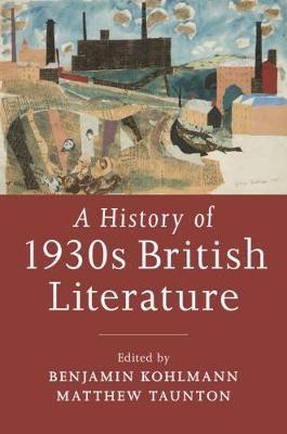 A History of 1930s British Literature - pr_246694