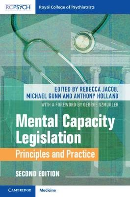 Mental Capacity Legislation - pr_246563