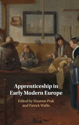 Apprenticeship in Early Modern Europe -