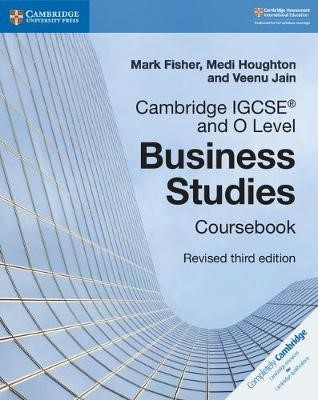 Cambridge IGCSE (R) and O Level Business Studies Revised Coursebook - pr_32115
