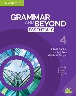 Grammar and Beyond Essentials Level 4 Student's Book with Online Workbook -