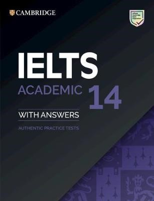 IELTS 14 Academic Student's Book with Answers without Audio -