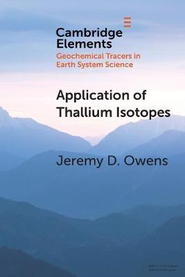 Application of Thallium Isotopes - pr_1749271