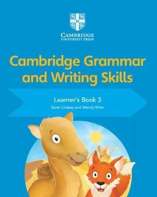 Cambridge Grammar and Writing Skills Learner's Book 3 -