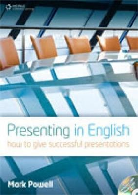 Presenting in English -
