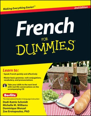 French For Dummies: with CD - pr_102714