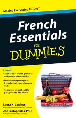 French Essentials For Dummies -